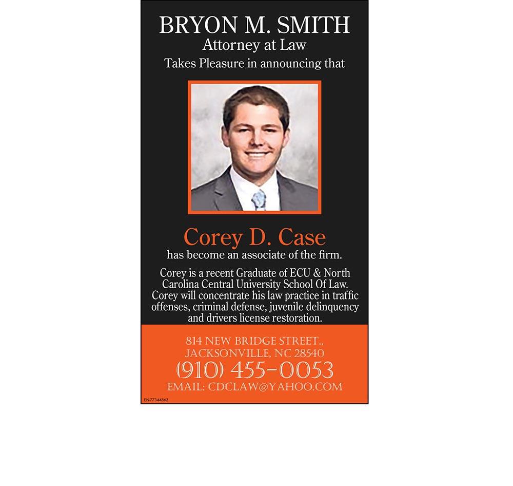 Criminal Defense Attorney Dmv License Restoration Jacksonville Nc